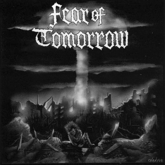FEAR OF TOMORROW - s/t EP