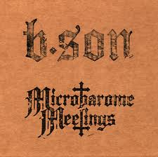 B-SON - Microbarome meetings CD