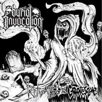 BURIAL INVOCATION - Rituals Of The Grotesque LP