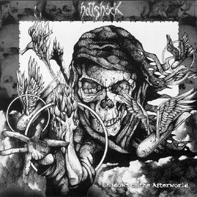HELLSHOCK - Shadows Of The Afterworld LP