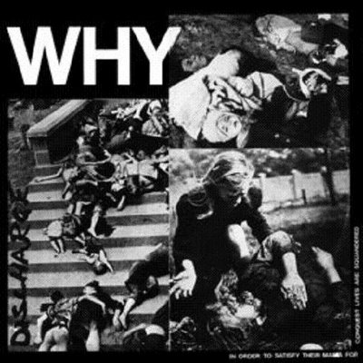 DISCHARGE - Why? LP