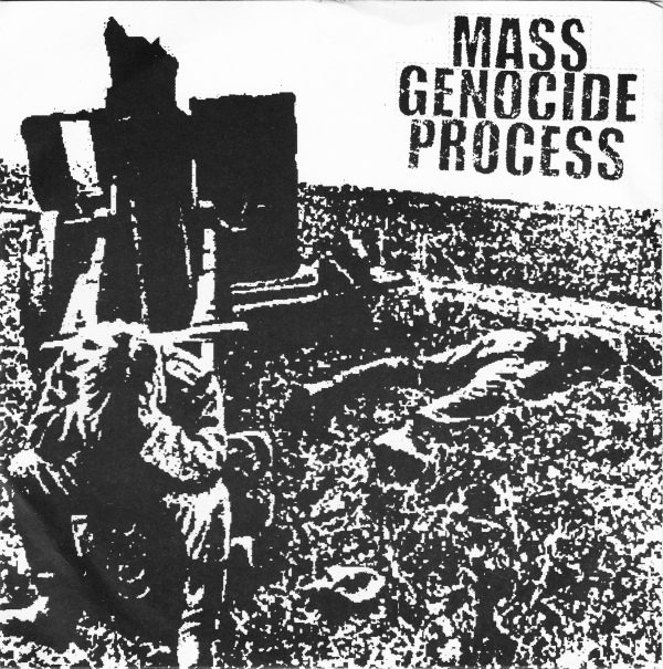 PR 007 MASS GENOCIDE PROCESS / DRESCHFLEGEL split EP