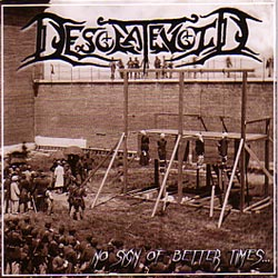 DESOLATEVOID - No sign of better times ... CD