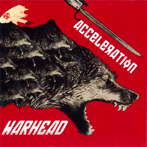 WARHEAD - This world of confusion / Acceleration EP