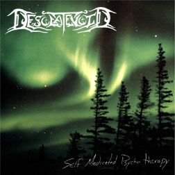 DESOLATEVOID - Self medicated psycho therapy CD