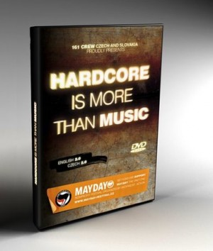 HARDCORE IS MORE THAN MUSIC DVD