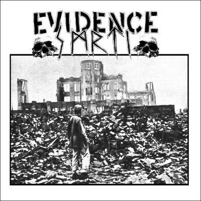 EVIDENCE SMRTI - Demo CD