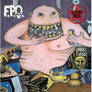 F.P.O. / SEEIN RED split CD