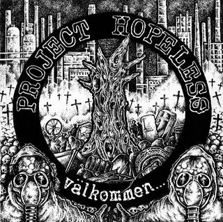 PROJECT HOPELESS - Välkommen ... CD