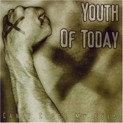 YOUTH OF TODAY - Can´t Close My Eyes LP