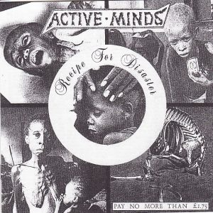 ACTIVE MINDS – Recipe For Disaster EP