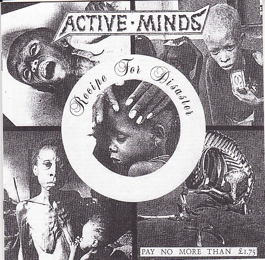 ACTIVE MINDS - Recipe For Disaster EP