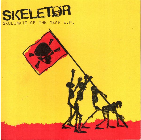 SKELETOR - Skullmate Of The Year EP