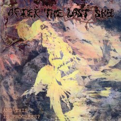 AFTER THE LAST SKY - And this is progress LP