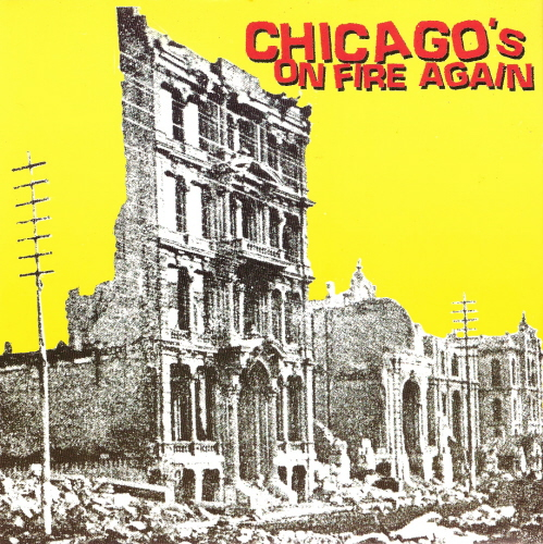 V/A CHICAGO'S ON FIRE AGAIN comp. EP