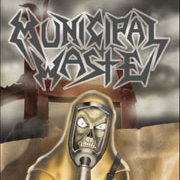 PR 014 MUNICIPAL WASTE - Waste em all  / Tango And Thrash CASS