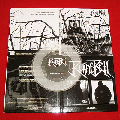 RUINEBELL - Demise In Disgrace EP
