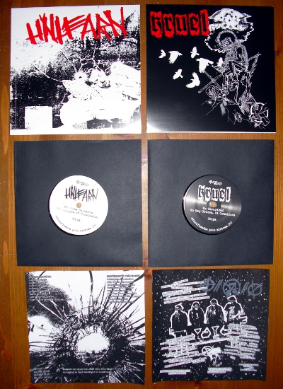 UNLEARN / KRÜEL split EP