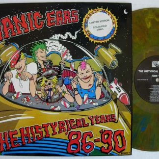 V/A Manic Ears - The Histyrical Years '86-'90 LP