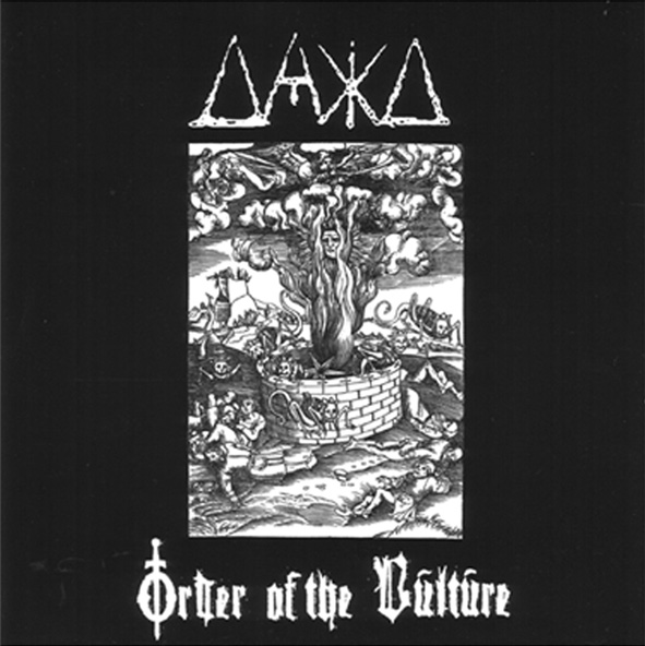 DAŽD / ORDER OF THE VULTURE split EP