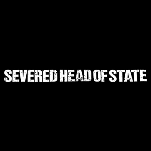SEVERED HEAD OF STATE - logo