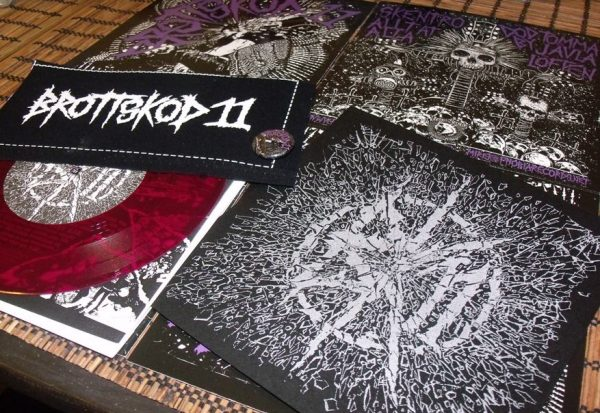 PR 063 BROTTSKOD 11 - s/t EP LIMITED EDITION