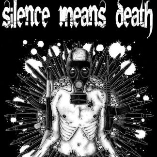 SILENCE MEANS DEATH / GARMONBOZIA split LP
