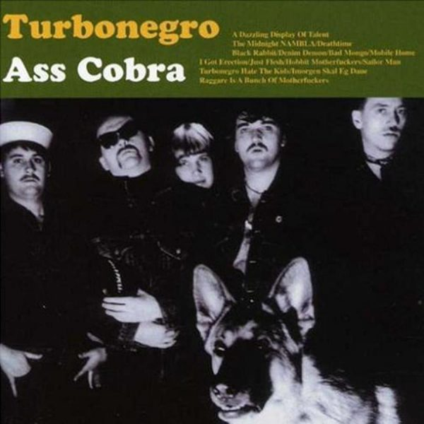 TURBONEGRO - Ass Cobra LP