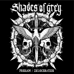 SHADES OF GREY - Freedom / Incarceration LP