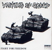 VICTIMS OF GREED / SCUM NOISE split EP