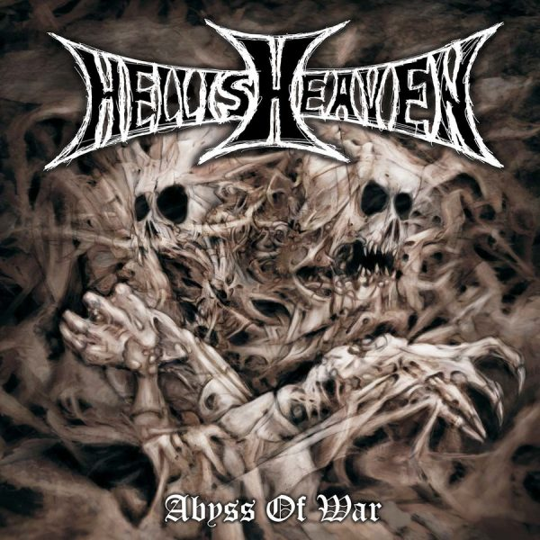 PR 071 HELLISHEAVEN - Abyss of War LP
