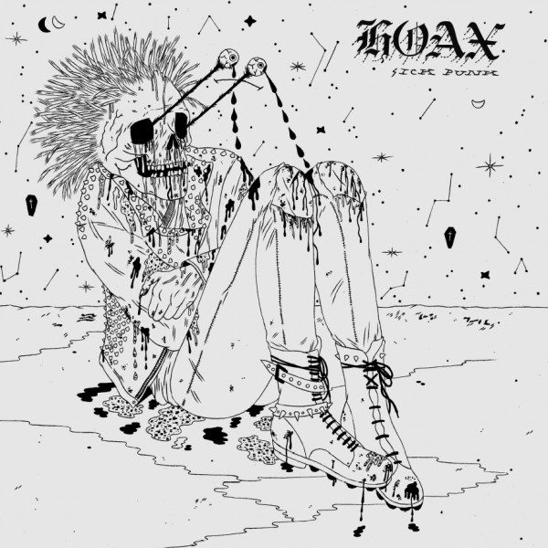 HOAX - Caged / Sick Punk EP