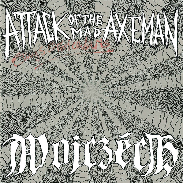 ATTACK OF THE MAD AXEMAN / WOJCZECH split EP