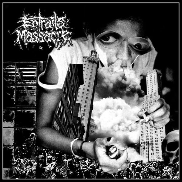 ENTRAILS MASSACRE / MESRINE split EP