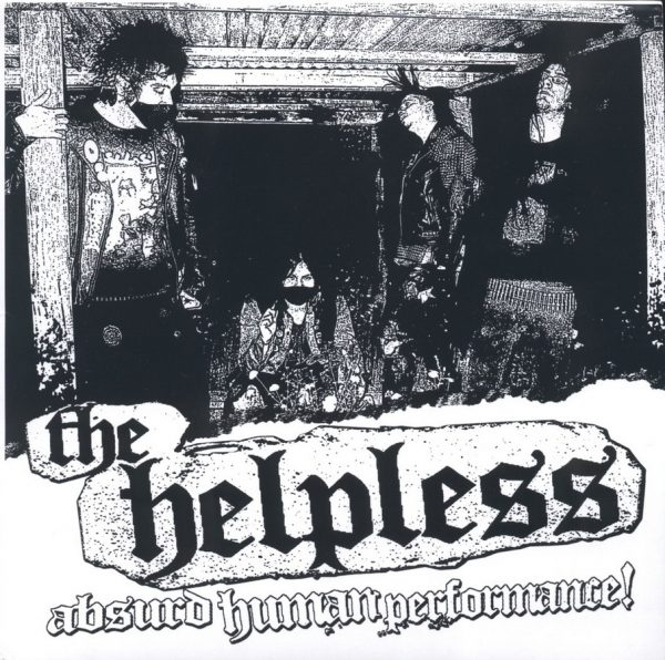 THE HELPLESS - Absurd Human Performance EP