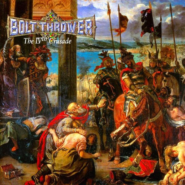 BOLT THROWER - 4th Crusade LP