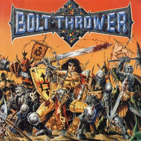 BOLT THROWER - War Master LP