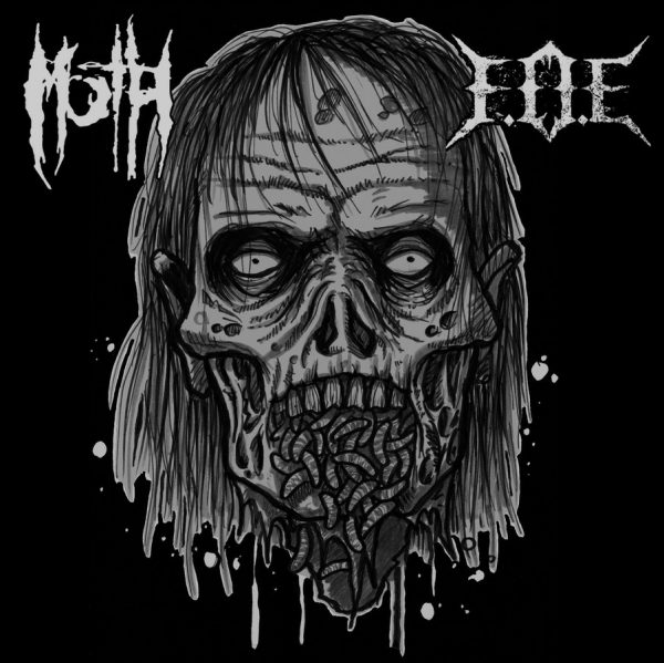 PR 073 FEAR OF EXTINCTION / MARCH OF THE HORDES split EP