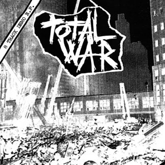 TOTAL WAR - 8 Track Demo EP
