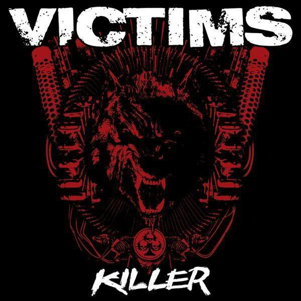 VICTIMS - Killer LP