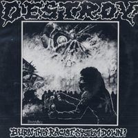 DESTROY - Burn the racist system down EP