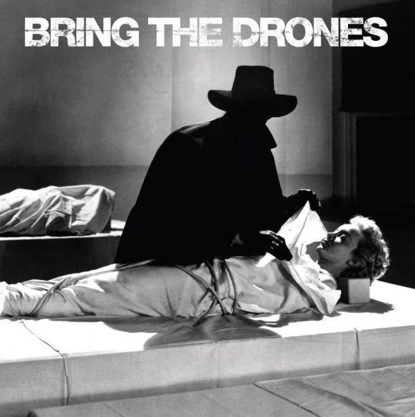 PR 092 BRING THE DRONES - Bordello Hospital EP