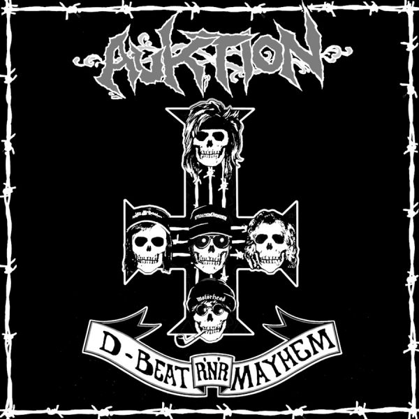 AUKTION - D-beat Rock´n´roll Mayhem LP