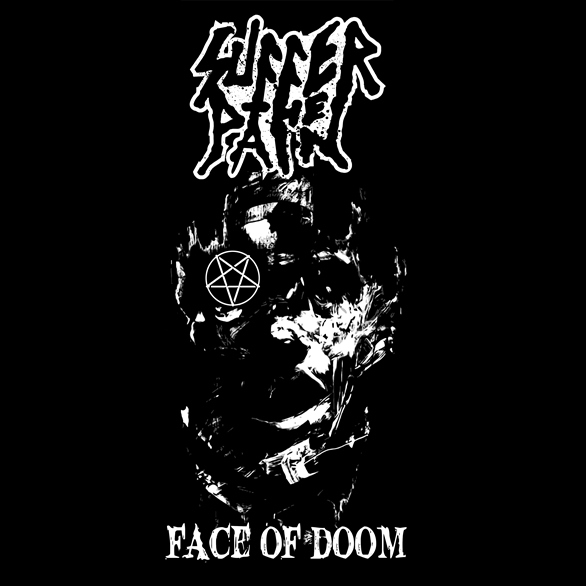PR 077 SUFFER THE PAIN - Face Of Doom EP