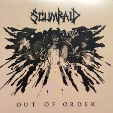 SCUMRAID - Out Of Order EP