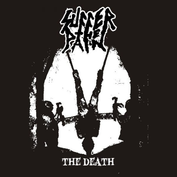 SUFFER THE PAIN - The Death zádovka