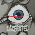 LACERATED - s/t EP