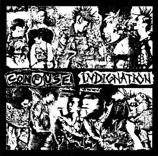 CONFUSE - Indignation LP