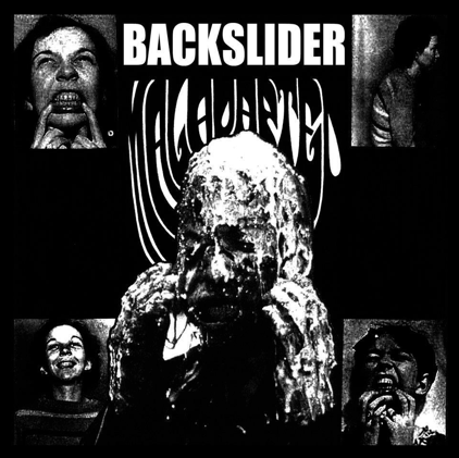 BACKSLIDER - Maladapted EP