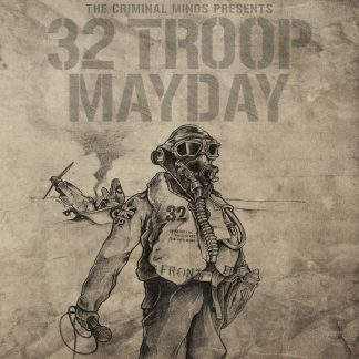 32 TROOP - Mayday 12LP""